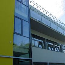 Fassade + Balkone