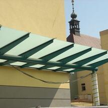 Vordachkonstruktion-BHB
